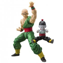 S.H.Figuarts - TENSHINHAN & CHAOZ (Dragon Ball Z)