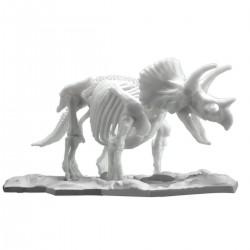 DINOSAUR MODEL KIT LIMEX SKELETON Triceratops