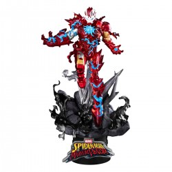 Diorama Stage: 066SP Maximum Venom - Iron Man Special Edition