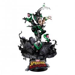 Diorama Stage: 068SP Maximum Venom - Little Groot Special Edition