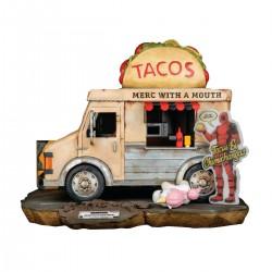 Master Craft: 036 Marvel Comics Deadpool - Deadpool's Taco Truck