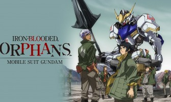 Reseña: Mobile Suit Gundam: Iron-Blooded Orphans.