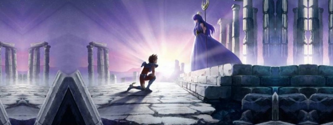 El remake de Saint Seiya llegará a Netflix