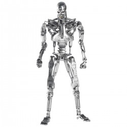 Twelfth Scale Supreme Action Figure (Terminator 2:Judgement Day - Endoskeleton)