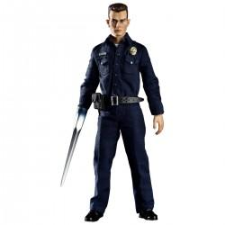 Twelfth Scale Supreme Action Figure (Terminator 2:Judgement Day – T-1000) Exclusive