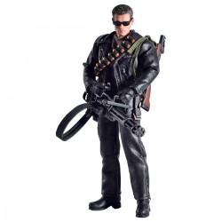 Twelfth Scale Supreme Action Figure (Terminator 2:Judgement Day – T-800 Battle Damaged)
