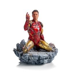 I am Iron Man BDS Art Scale 1/10 - Avengers: Endgame