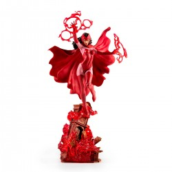 Scarlet Witch BDS Art Scale 1/10 - Marvel Comics