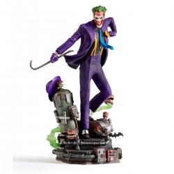The Joker Deluxe Art Scale 1/10 – DC Comics