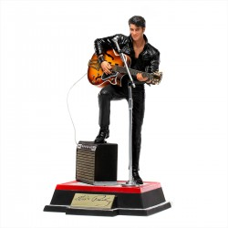 Elvis Presley Comeback Deluxe Art Scale 1/10