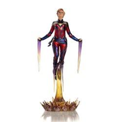 Captain Marvel BDS Art Scale 1/10 - Avengers: Endgame