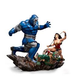 Wonder Woman Vs Darkseid Diorama 1/6 - DC Comics by Ivan Reis