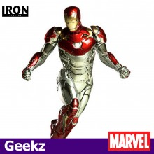 Iron Man Mark XLVII BDS Art Scale 1/10 - Spider-Man Homecoming - Marvel Comic