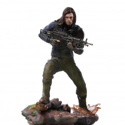 Winter Soldier BDS Art Scale 1/10 - Avengers: Infinity War