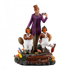 Willy Wonka Deluxe Art Scale 1/10 - Willy Wonka and the Chocolate Factory