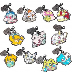 Metalic Charm Digimon Adventure Summer Box