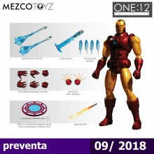 One:12 Collective Iron Man