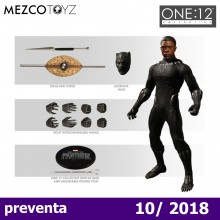 One: 12 Collective Black Panther