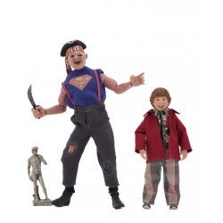 "Goonies - 8"" Clothed Action Figures - Sloth & Chunk 2 Pack"