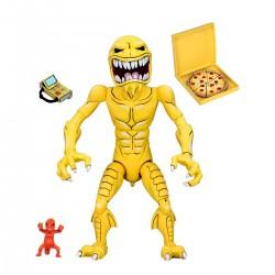 """Teenage Mutant Ninja Turtles (Cartoon) – 7"""" Scale Action Figure – Ultimate Pizza Monster"""
