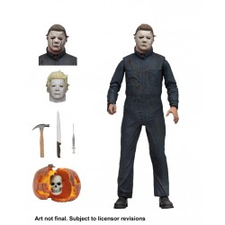 "Halloween 2 - 7"" Scale Action Figure - Ultimate Michael Myers"