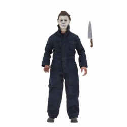 "Halloween (2018) - 8"" Clothed Action Figure - Michael Myers"