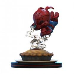 Spider-Ham Q-Fig Diorama