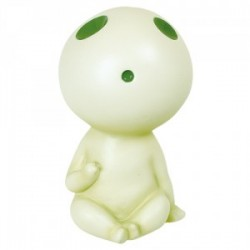 Tree Spirit (Kodama) Glow-in-the-Dark Coin Bank